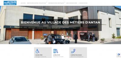 village des métiers d antan musée Motobécane